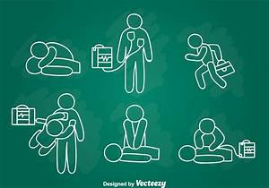 Emergency First Aid Hand Draw Vector - Download Free ...