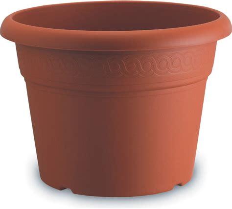 vaso di plastica nbrand vaso per piante di plastica da esterno tondo cm 60