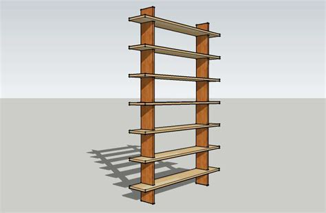 Free Standing Cabinet Shelves by Free Standing Shelf Designs Image Mag