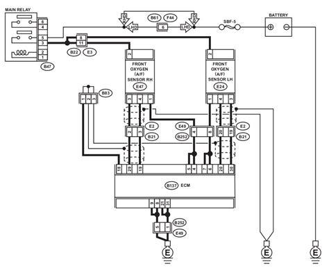 2013 Subaru Impreza Stereo Wiring Diagram by 04 Subaru Impreza Wiring Diagram Wiring Diagram Database