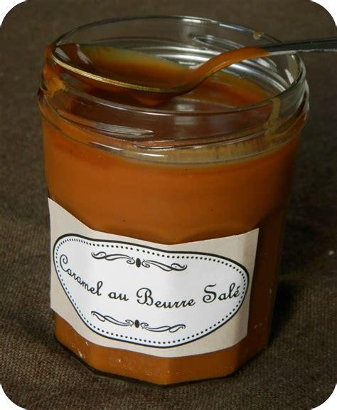 caramel au beurre sal 233 0 73 euros le pot blogs de cuisine