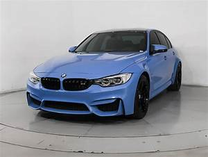 Used 2016 Bmw M3 6 Speed Manual Sedan For Sale In Miami
