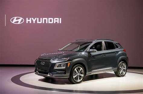 2018 Hyundai Kona Priced, 2018 Infiniti Qx50 Driven