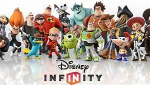 Disney Infinity Reveal Trailer WiiWiiUPS3X3603DS