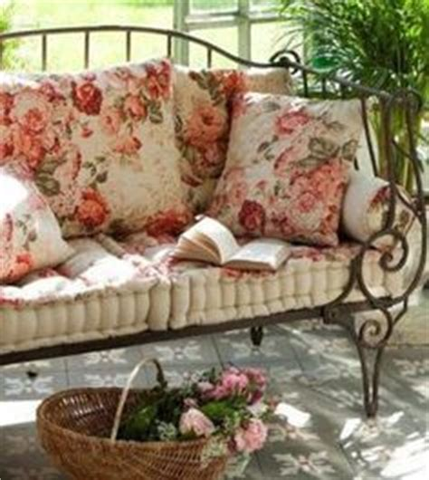 shabby chic outdoor cushions 1000 images about a rose by any other name romantic shabby chic bedroom decor on