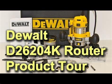 dewalt dwppk compact router review doovi