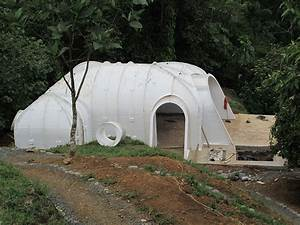 company builds pre fab hobbit houses in 3 days and you can With underground dog house for sale