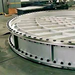 Flange Electric Aeration Butterfly Valve