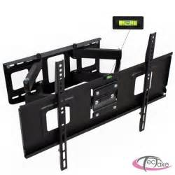 support tv mural orientable et inclinable quot 32 65 quot achat