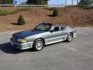 Picture of 1988 Ford Mustang GT Convertible, exterior