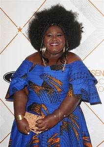 Glow Girl Gabourey Sidibe Turned 35 And Her Slimmed Down