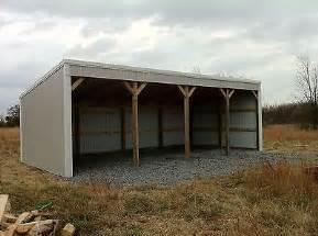 pole barn 12x40 loafing shed material list building plans how to park hill oklahoma referlocal