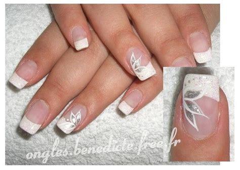 deco ongles en gel facile ongles de mariage comme pour chaque 233 t 233 je vous propose une d 233 co de mariage ongles