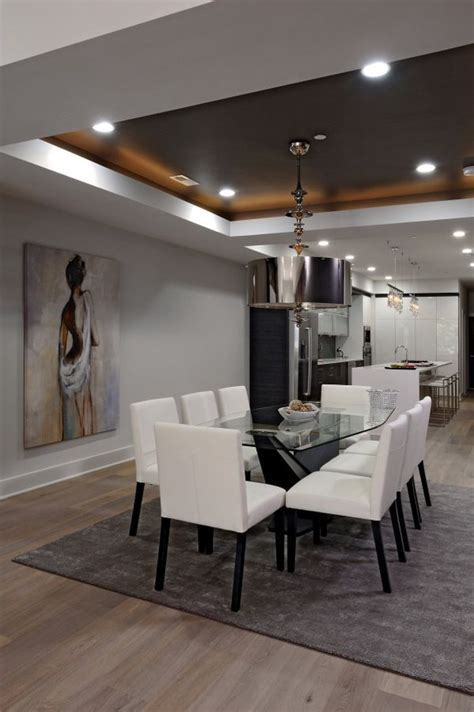 glamorous lighting ideas  turn tray ceilings