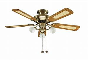 42in Mayfair Ceiling Fan With Light