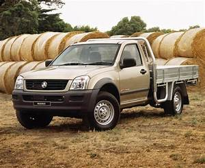 Review  Holden Ra Rodeo Cab Chassis  2003