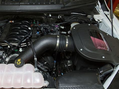 ford     roush  engine cold air