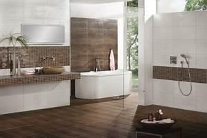 Bad Braune Fliesen : das bad in fliesen individuelle gestaltungen zum wohlf hlen myhammer magazin ~ Markanthonyermac.com Haus und Dekorationen