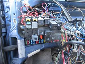 The Volkswagon Vanagon  Diy Vw Mechanic  Vanagon Heater Core Replacement And Dash Removal