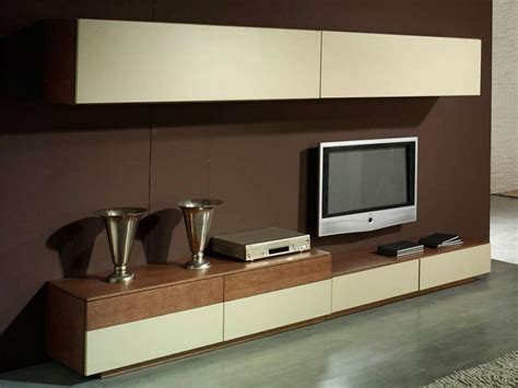 Contemporary storage cabinet, living room wall cabinets