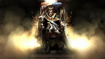 King Throne Creed Tyranny Washington Iii Wallpapers