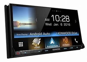 Kenwood Announces New Car Stereo Models Including More