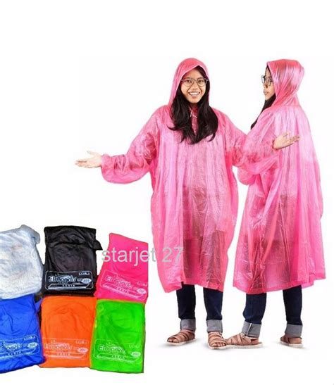 ponco elmondo in jual jas hujan raincoat elmondo ceria terusan lengan ponco karet di lapak starjet27 starjet27