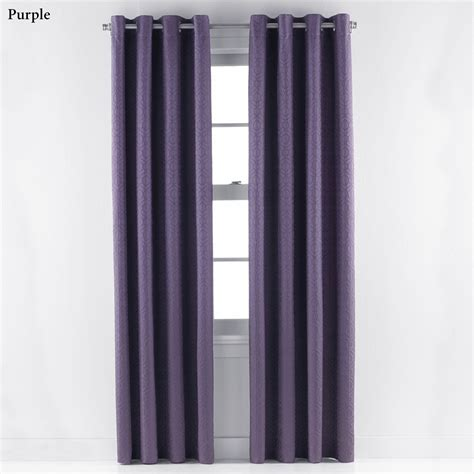 j new york curtains nuance grommet curtain panels by j new york
