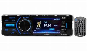 Jvc Kd Receiver  Player W  Bluetooth  Dvd  Usb