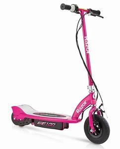 Razor E100 24v Electric Scooter - Pink