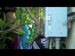How To Open An Outdoor Electrical Box
