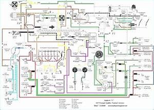 Triumph Tr7 Wiring Diagram