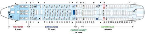 plan siege boeing 777 300er boeing 777 300er seating plan car interior design