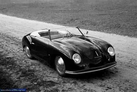 first porsche car classic cars magazine porsche 356 1950 rfa