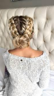 comment se coiffer pour un mariage 1001 idées de coiffure avec une tresse collée les é pour la réalisation