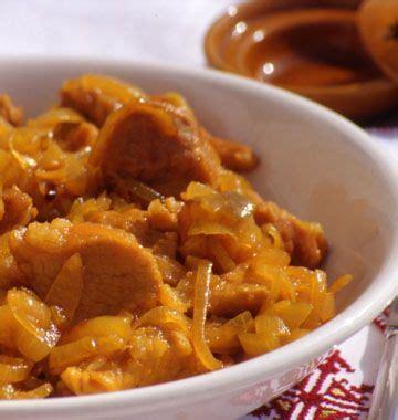 cuisine safran tajine de veau aux oignons miel et safran recipe
