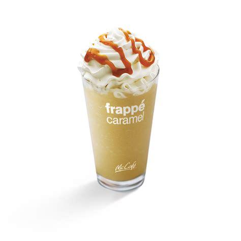 Caramel Frappé