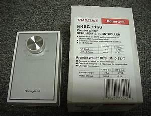 Honeywell Dehumidistat H46c 1166