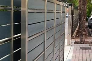 Bois Composite Cloture : haie en bois composite ~ Edinachiropracticcenter.com Idées de Décoration