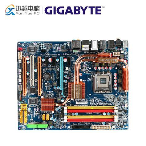 Gigabyte GA EP45 DS4 Desktop Motherboard EP45 DS4 P45 LGA ...