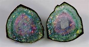 Where Does Watermelon Tourmaline Come From? How Does It Grow?