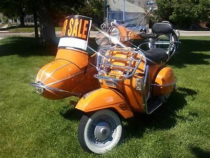 Sidecar Scooter Stella Genuine Zoom Road Springville