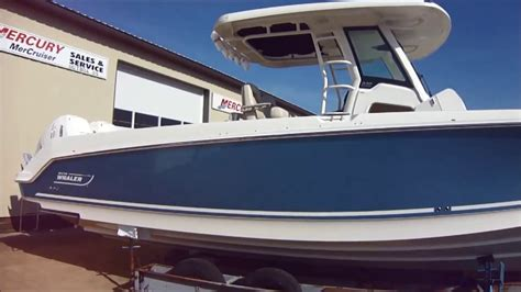 Center Console Boats Lake Erie by 2017 Boston Whaler 330 Outrage New Center Console For