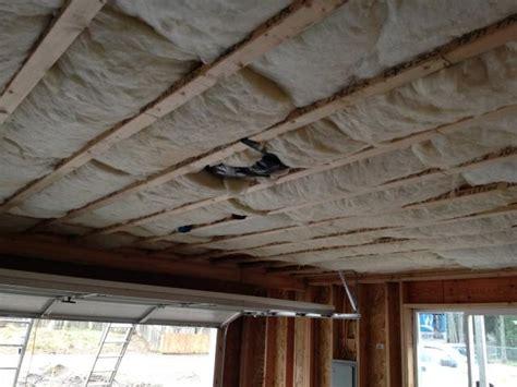 isoler sol garage pour faire chambre agréable comment isoler un plafond de garage 1