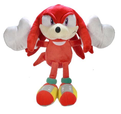 Sonic the Hedgehog Knuckles Plush