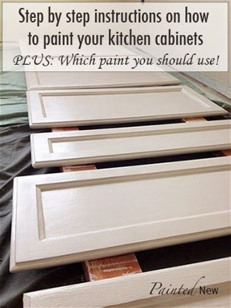 how to paint kitchen cabinets step by step 204 best images about house ideas paint colors on