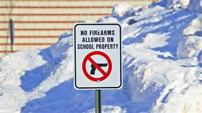 Allowed Signs Guns Gun Owner Responsible Firearms