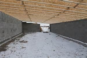 Walipini Underground Greenhouse