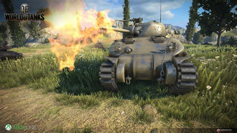World Of Tanks Announced For Xbox One, Crossplay With