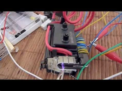 flyback transformer driver tutorial of